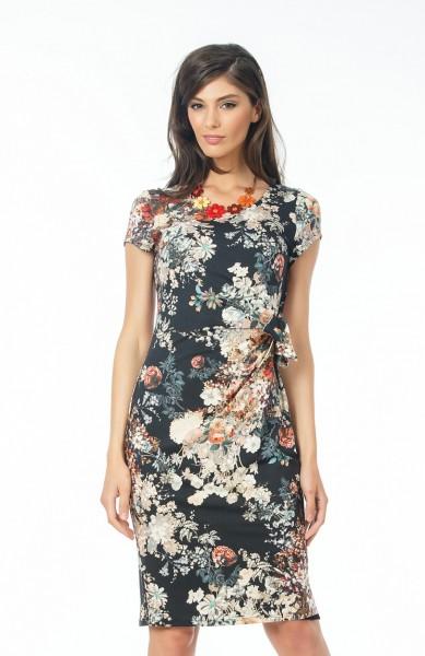rochie model floral