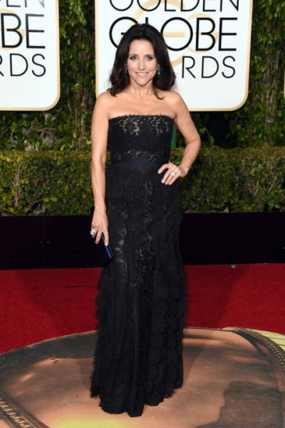 Julia Louis Dreyfus in Lanvin