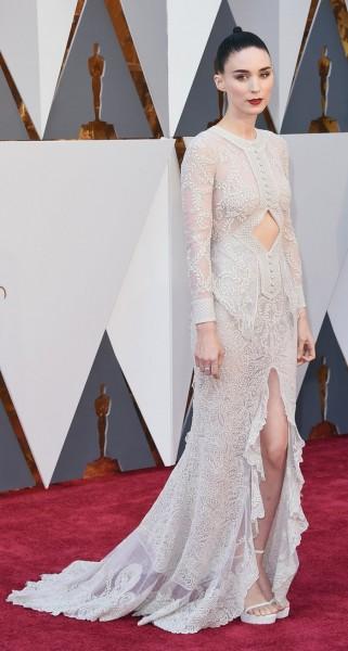 Rooney Mara-Givenchy