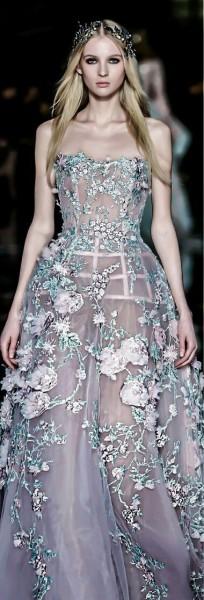 Zuhair Murad Spring Haute Couture 2016