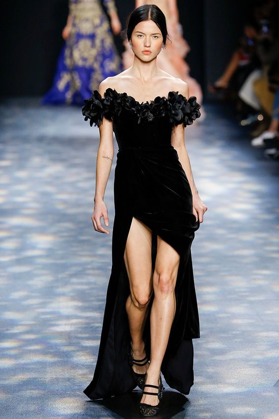maxi-black-dress-marchesa