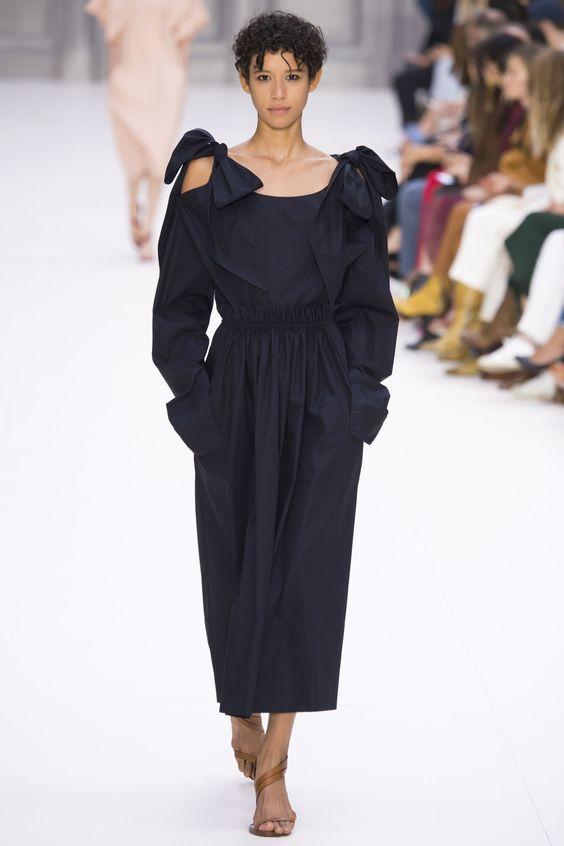 bottega-rochie-neagra