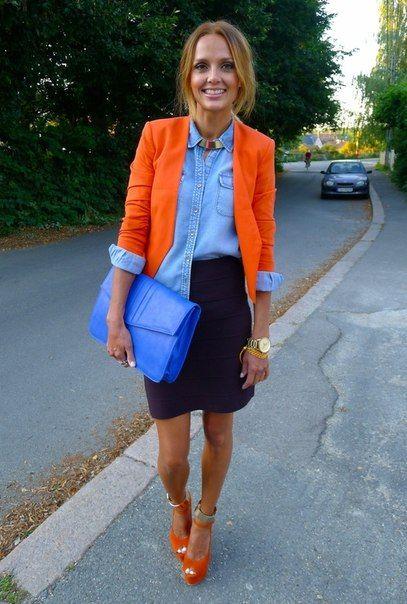 albastru-orange