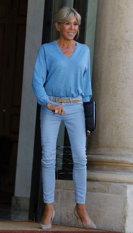 Brigitte-Macron
