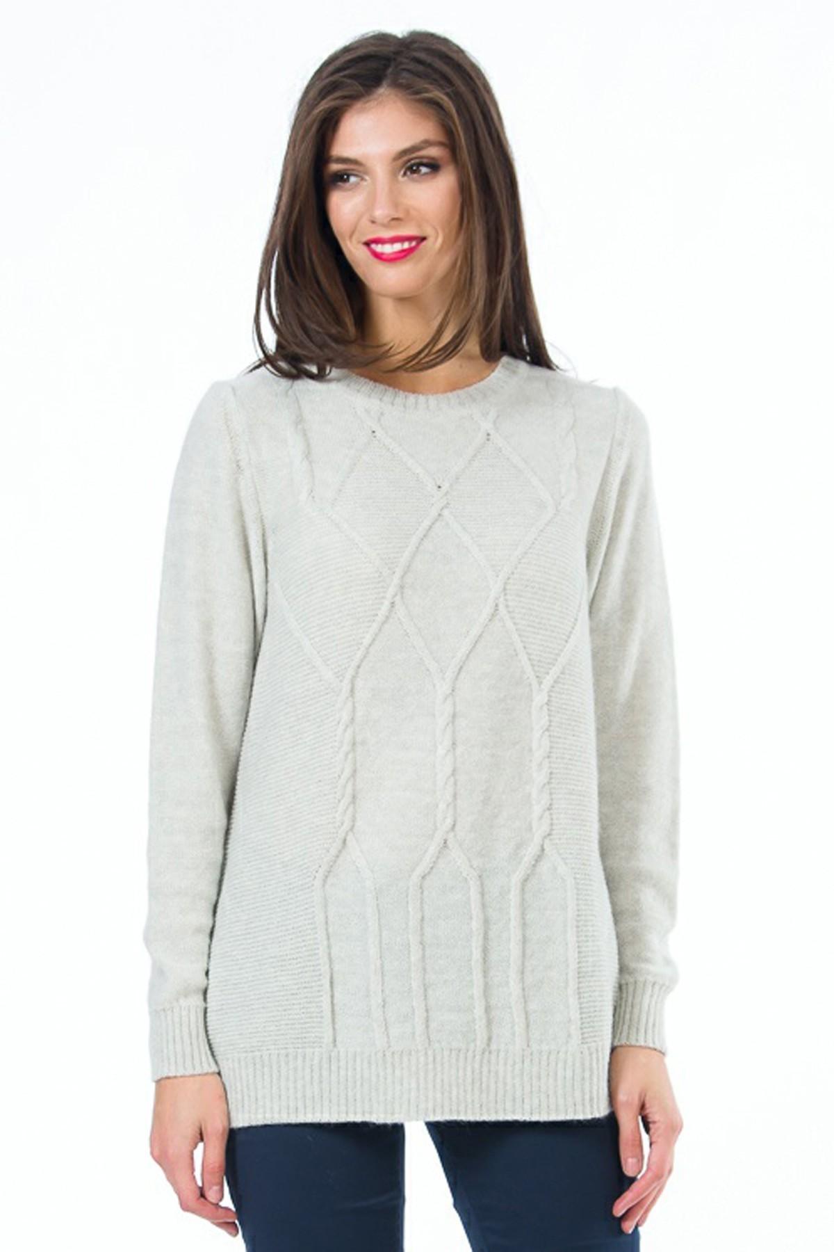 pulover-gri-cashmere-sense