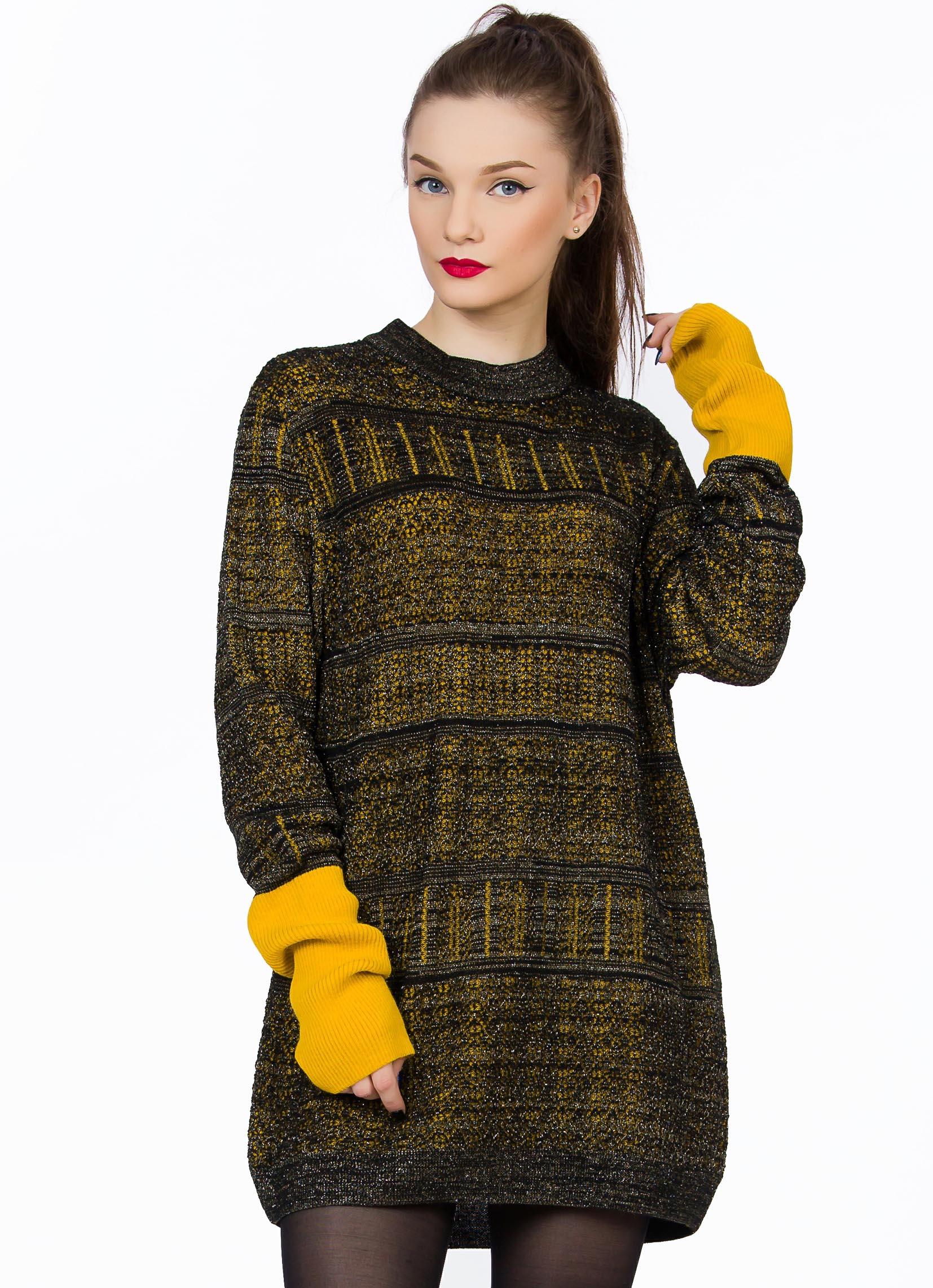 bluza-rochie-tricot-sense