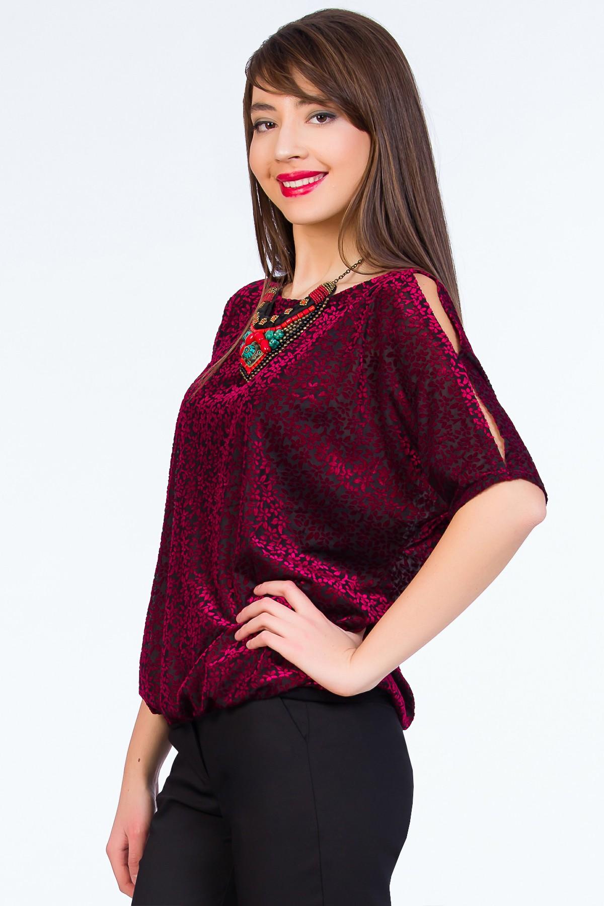 bluza-rosu-violet-sense