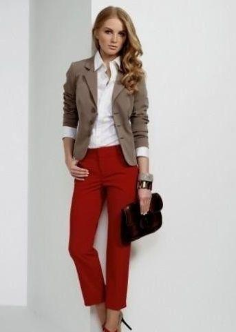 pantaloni-rosii-office