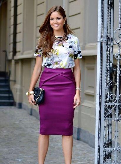 fusta-midi-violet