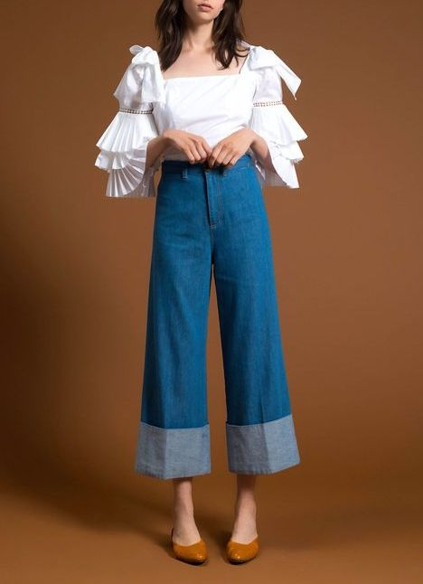 pantaloni-denim-crop