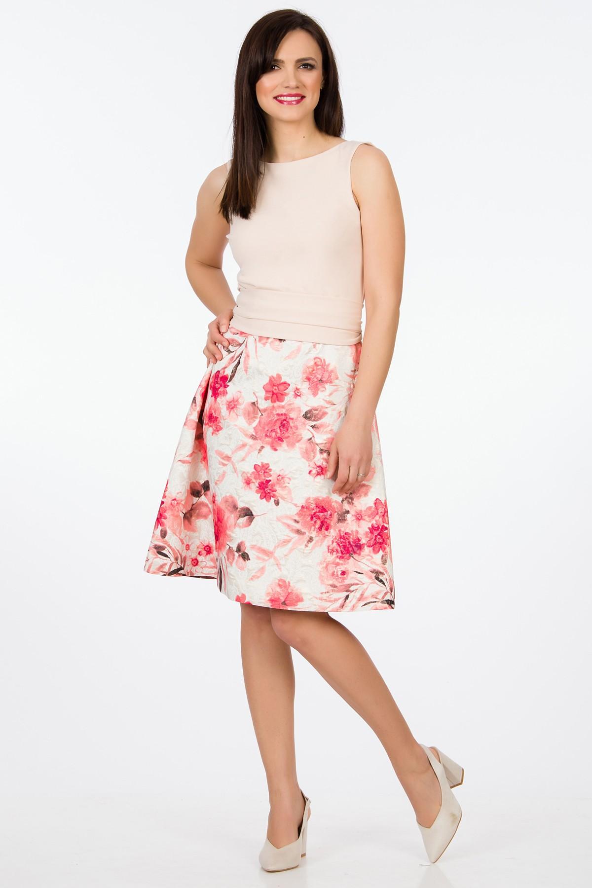 rochie-flori-roz-sense