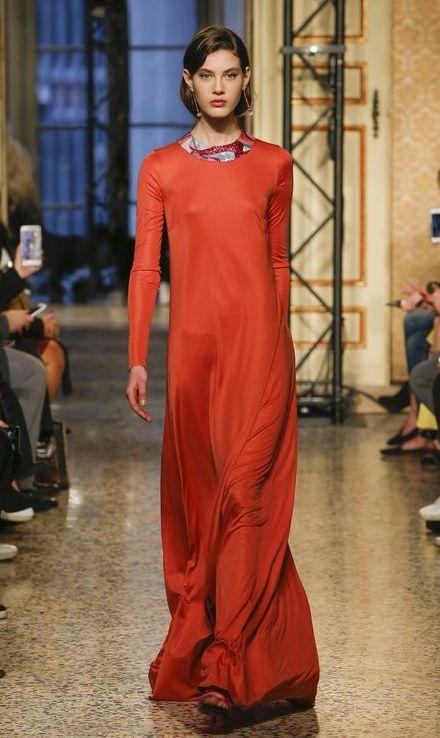rochie-oranj-pucci