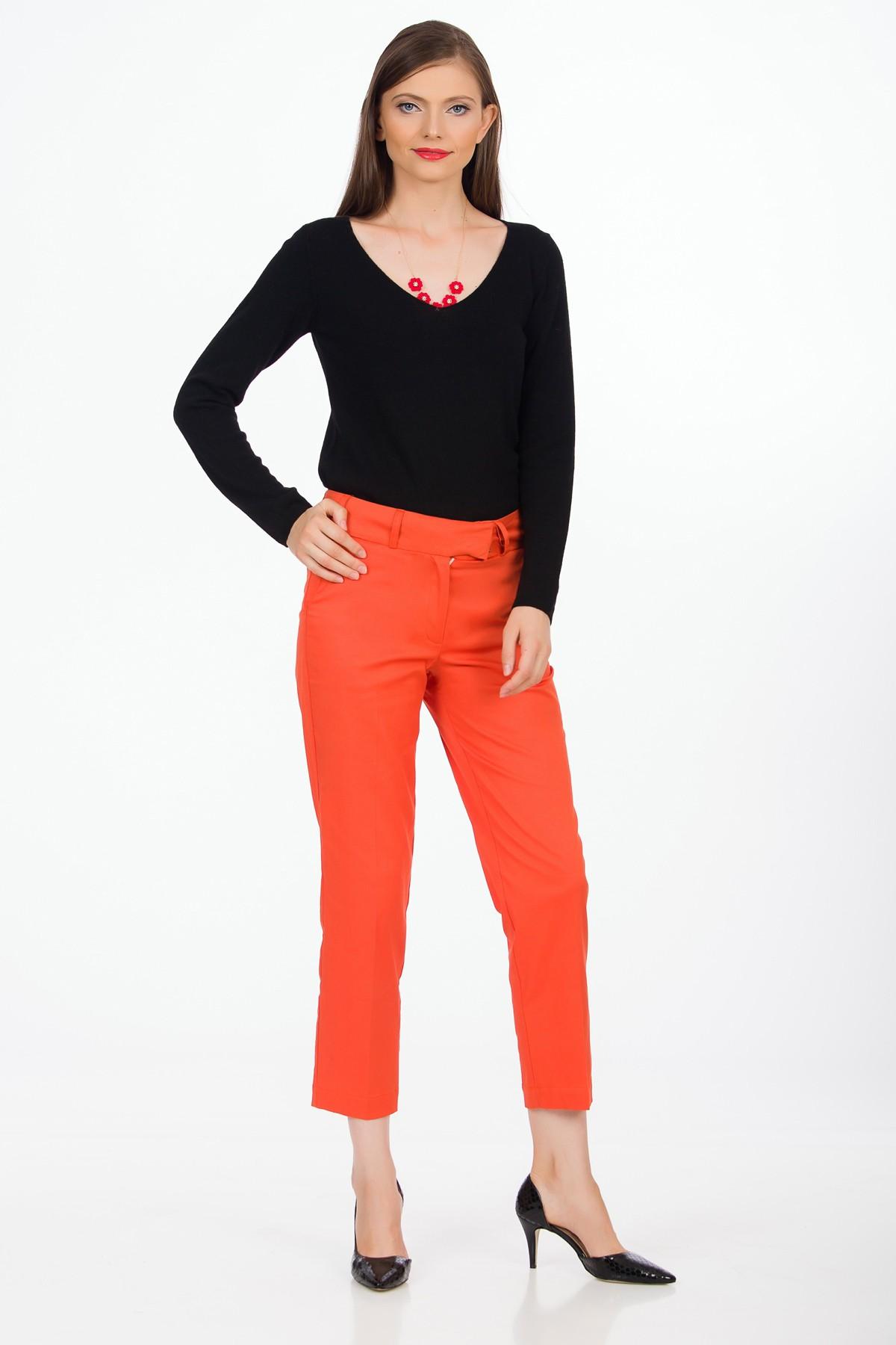 pantaloni-rosii-orange-sense