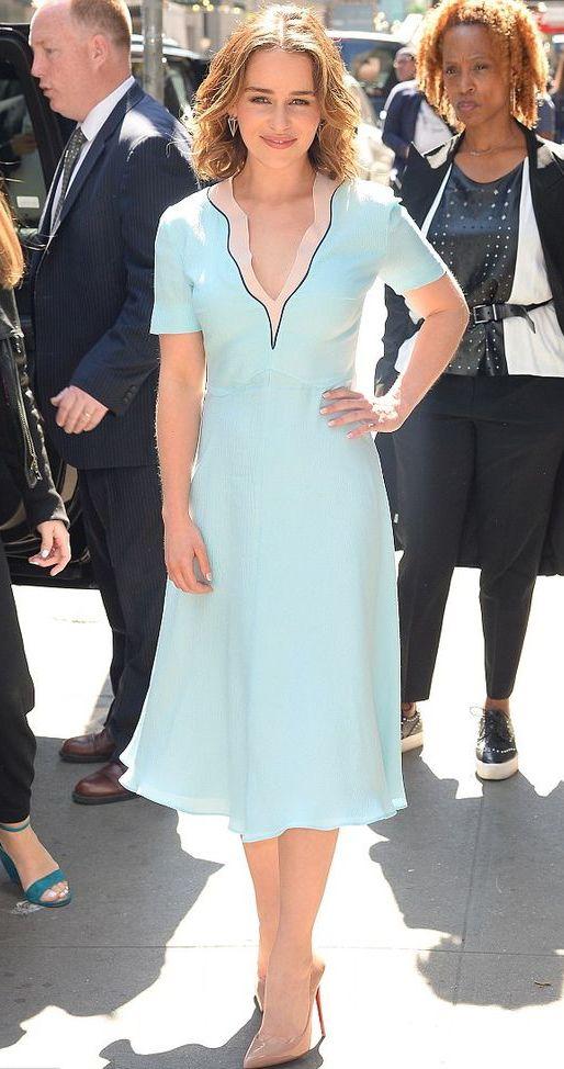 rochie-bleu-midi