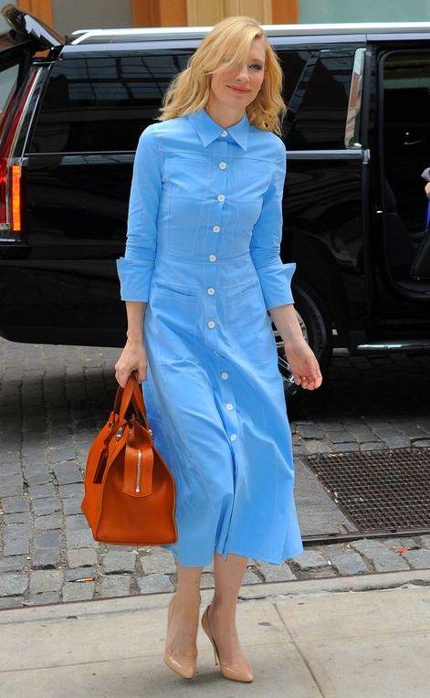 rochie-camasa-albastra