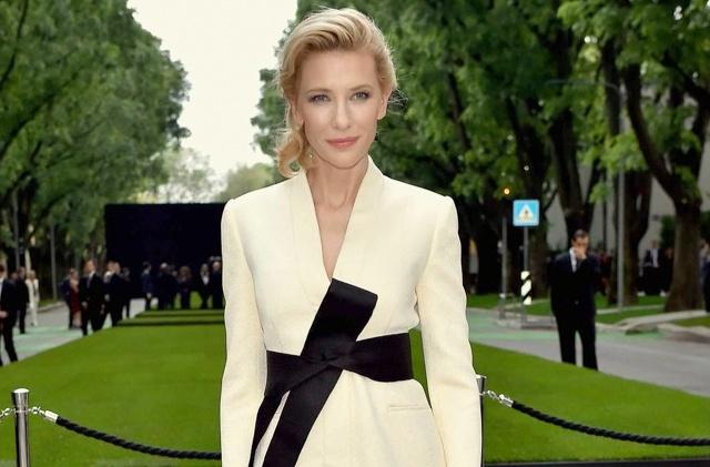Cate Blanchett - inspiratie pentru cele mai originale stiluri elegante