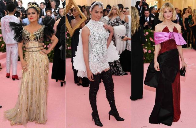 Controversat vs elegant - tinutele celebritatilor de la Met Gala 2019