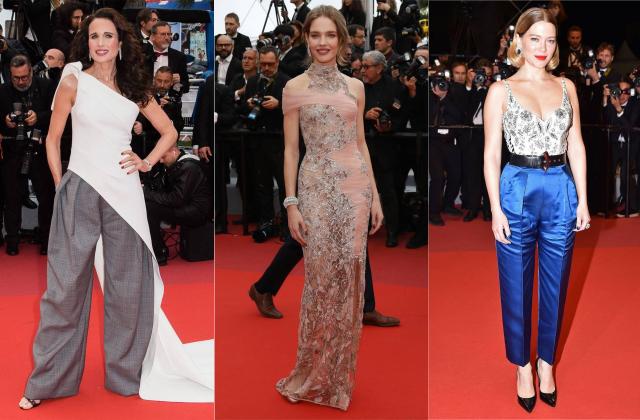 Cum ne pot inspira tinutele elegante de la Festivalul de Film de la Cannes