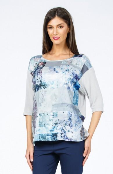 bluza model floral