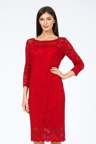 rochie rosie