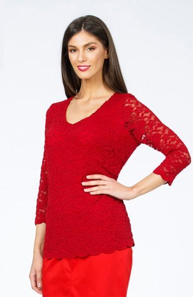 bluza rosie