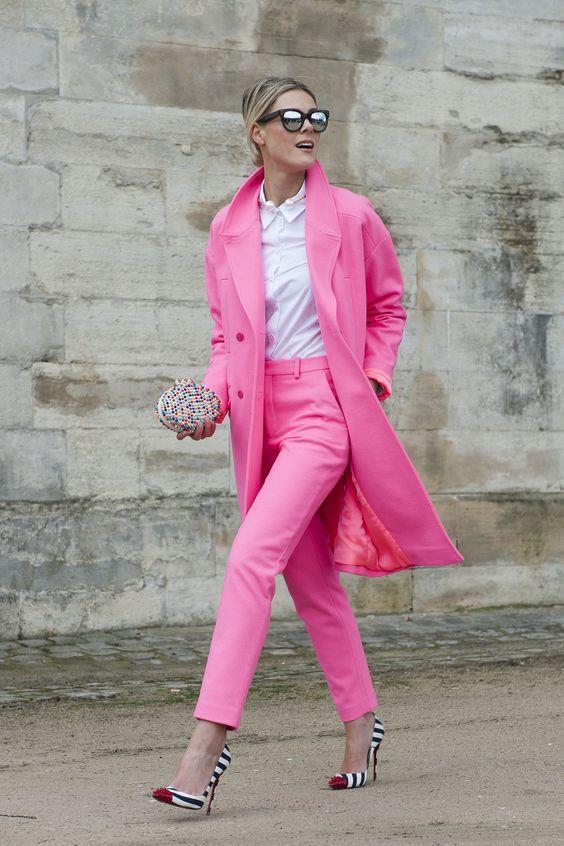 pantaloni-roz