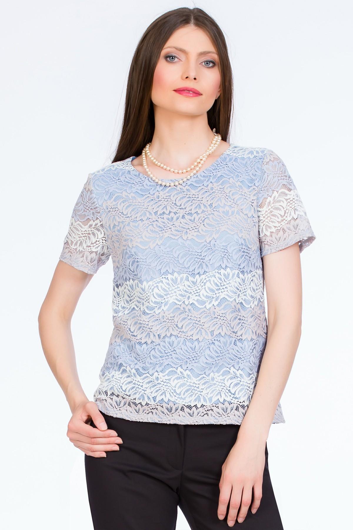 bluza-albastra-dantela-sense