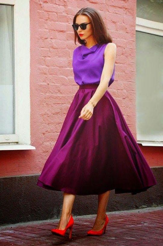 fusta-violet