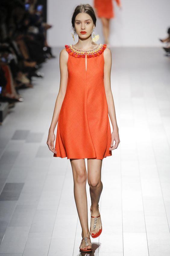 rochie-oranj