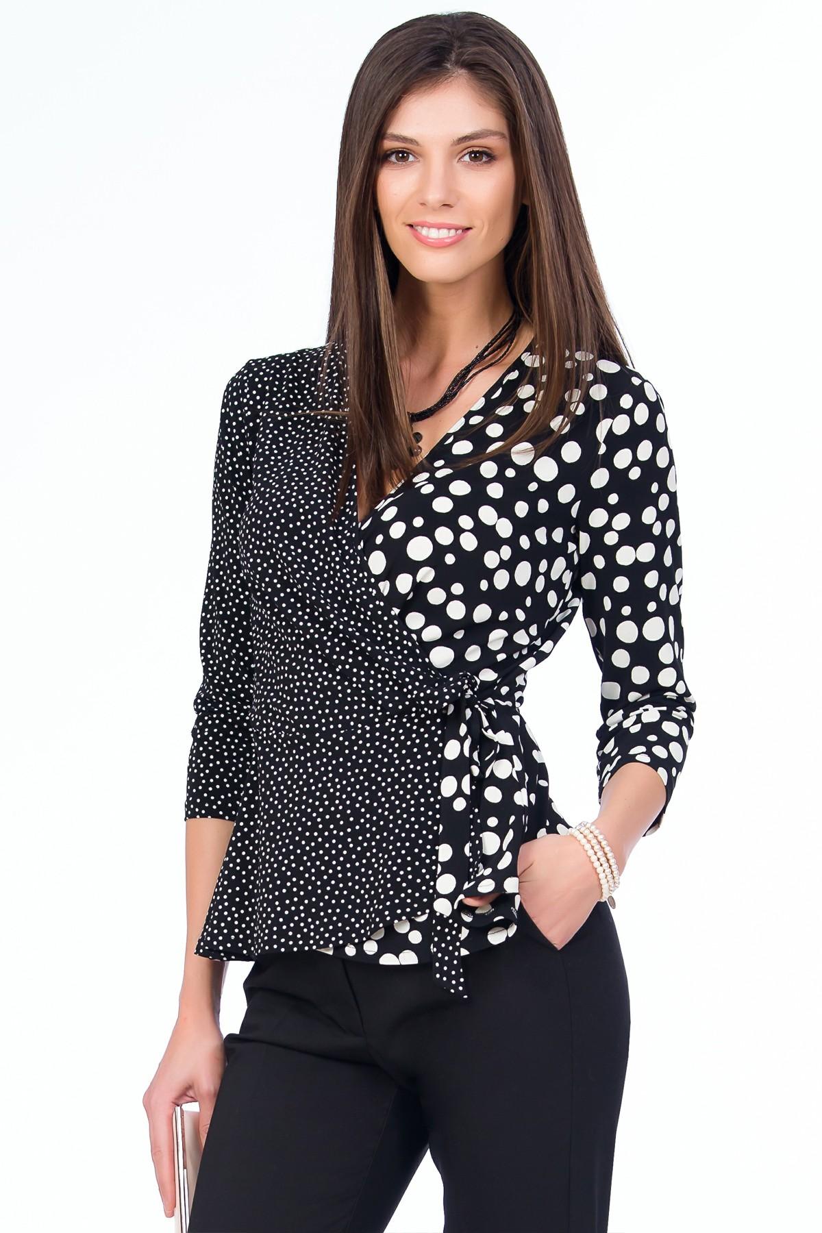 bluza-alb-negru-sense