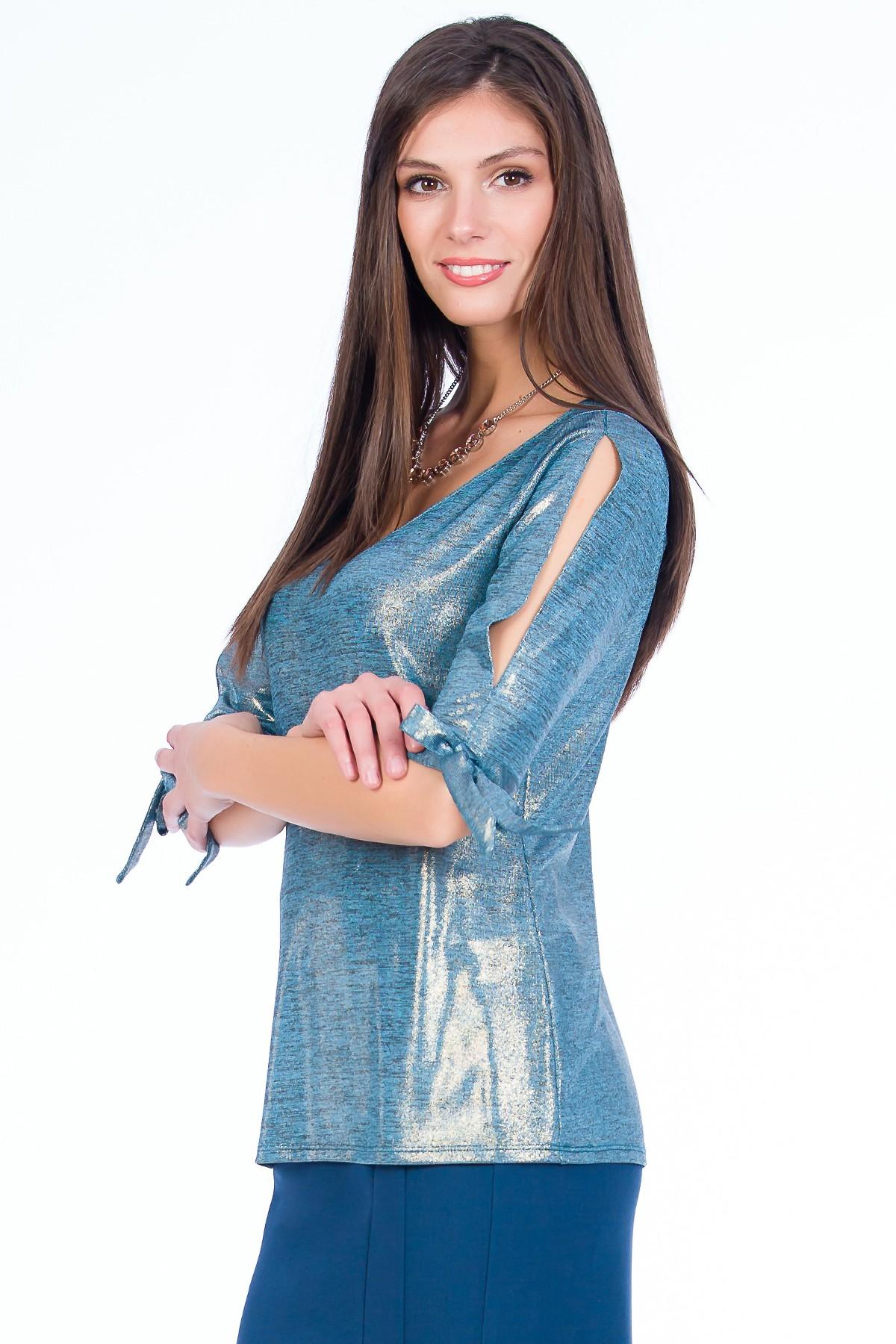 bluza-albastra-peliculizata-sense
