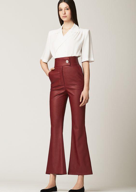 pantaloni-piele