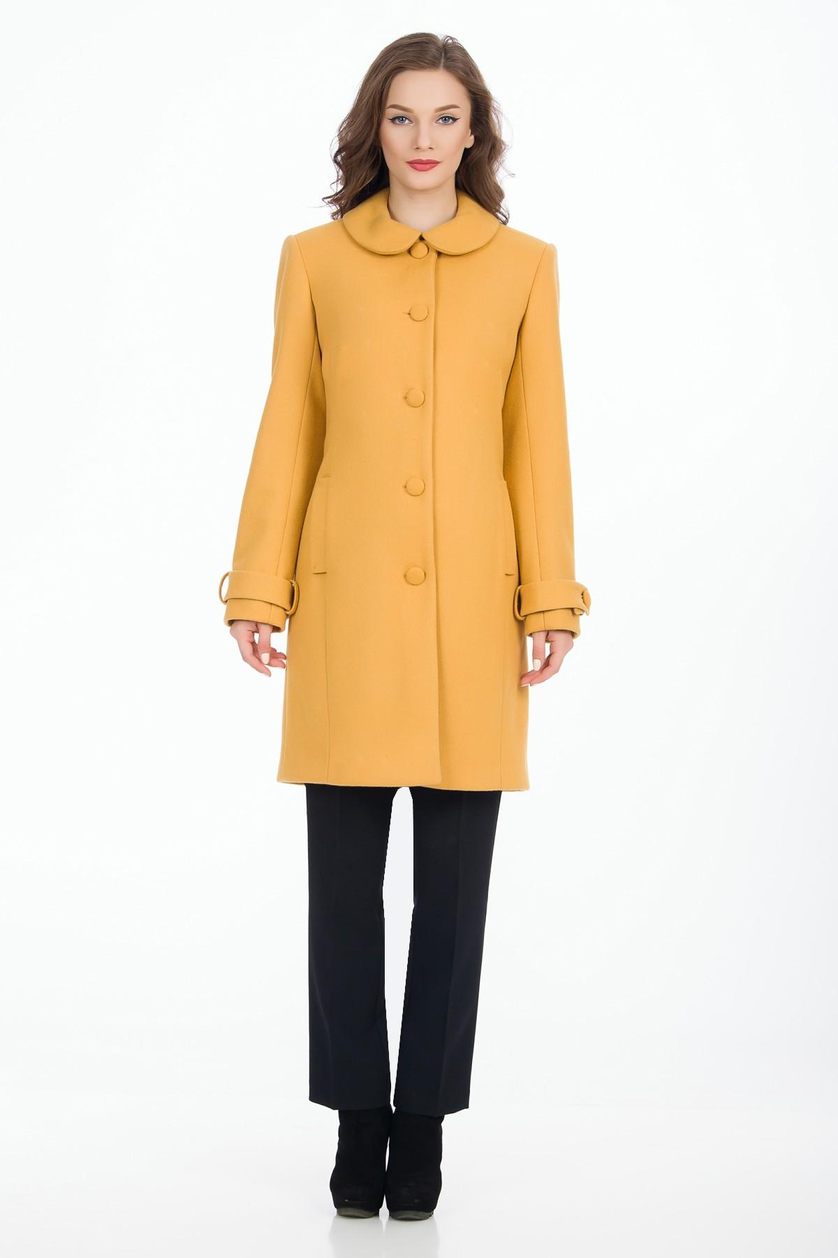 palton-galben-mustar-sense