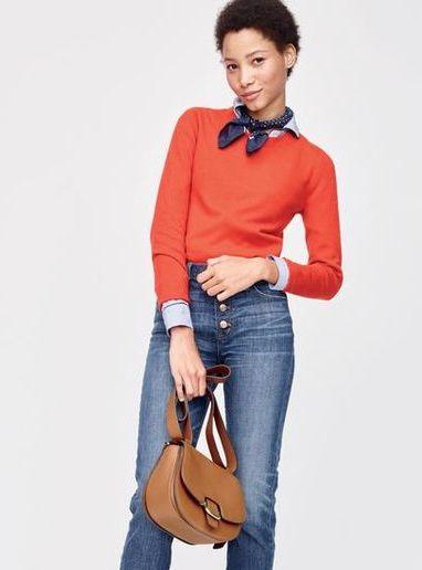 pulover-oranj-scurt