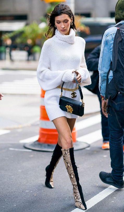 rochie-pulover-scurta