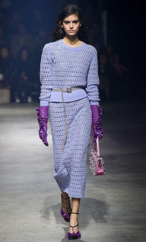 pulover-fusta-tricot