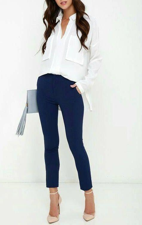 pantaloni-albastri-stil-navy
