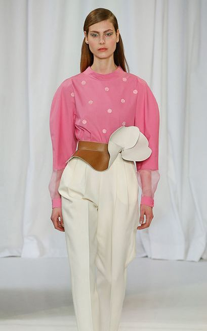 bluza-roz-buline