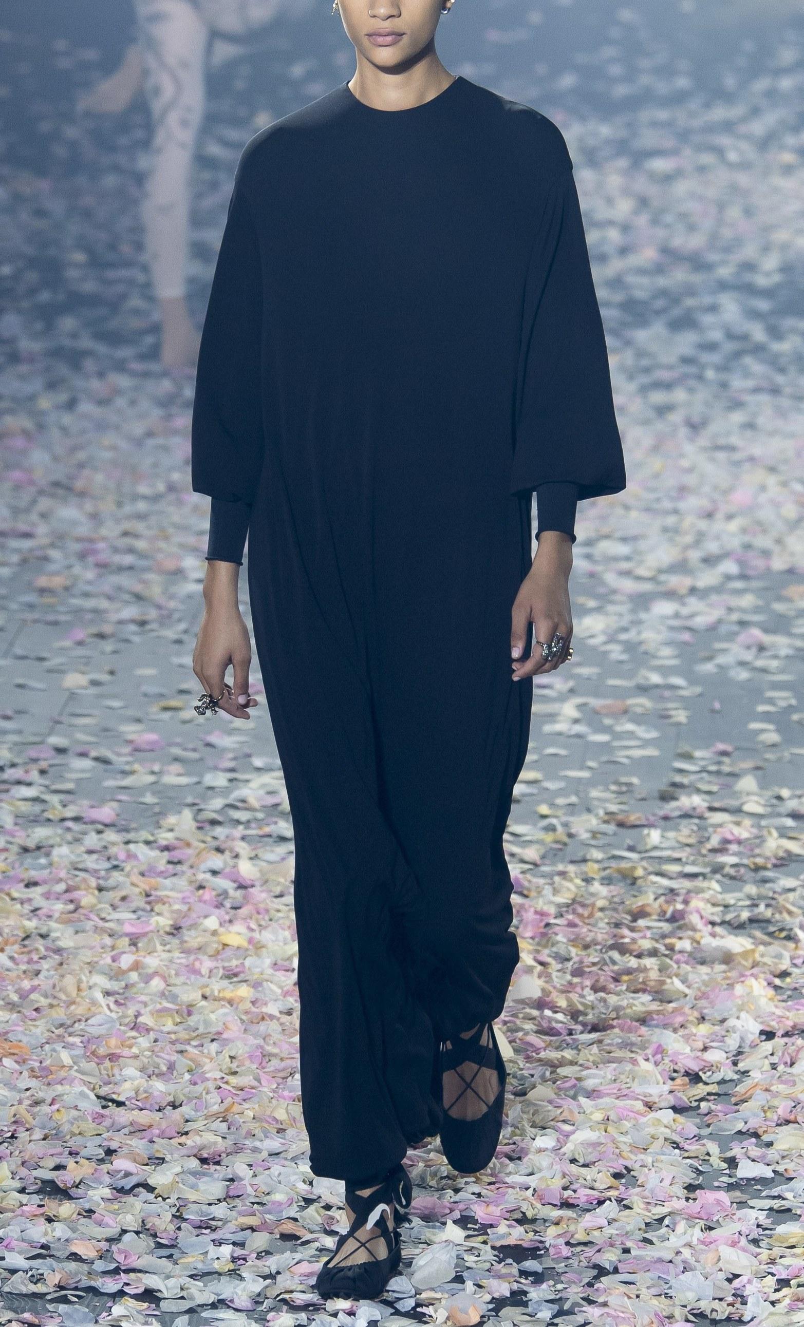 rochie-lunga-neagra-dior