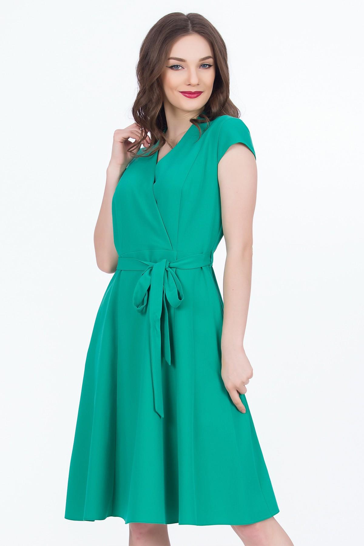 rochie-midi-verde-sense