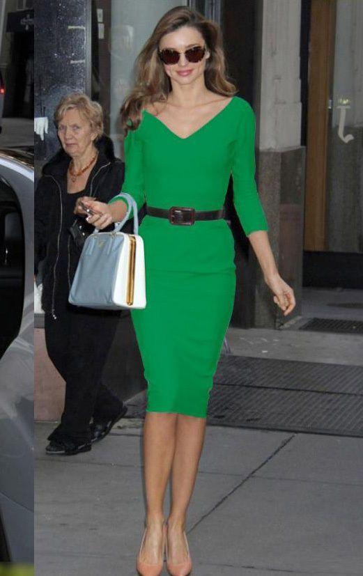 rochie-verde-midi
