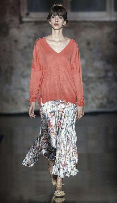 bluza-oranj-tricot