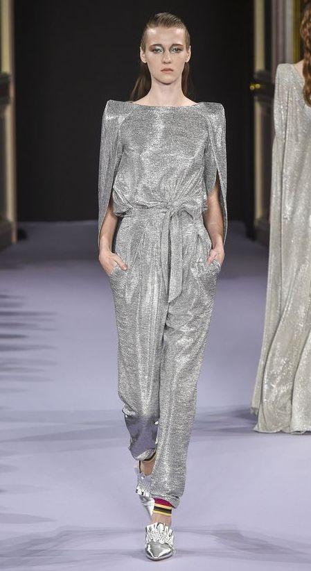 salopeta-argintie-aspect-metalic
