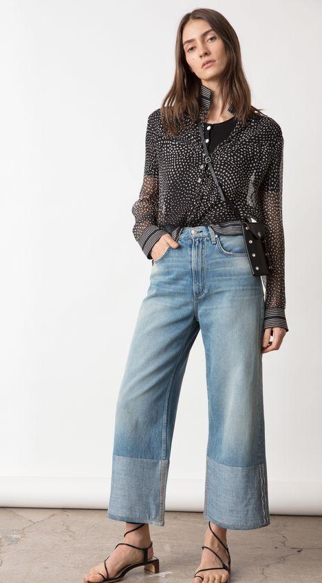 jeansi-evazati