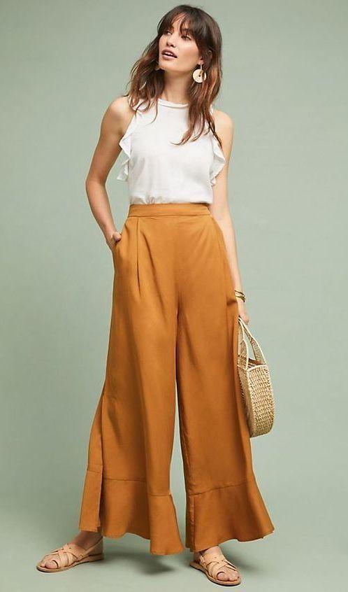 pantaloni-tencel-oranj
