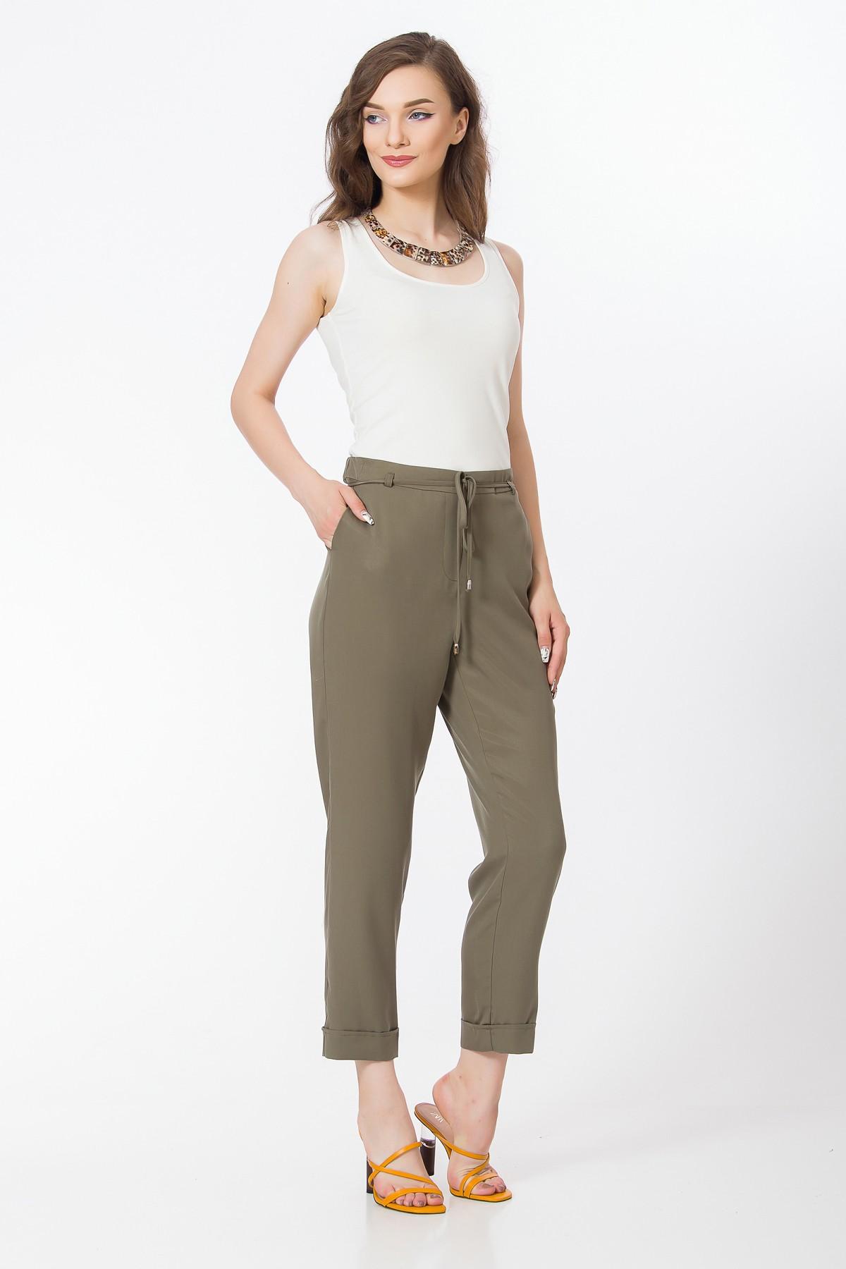 pantaloni-tencel-kaki-sense