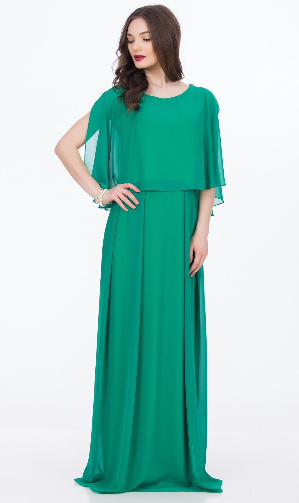 rochie-verde-lunga-sense