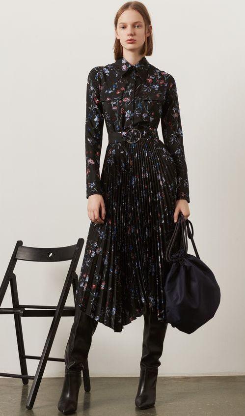 rochie-flori-moda-2019