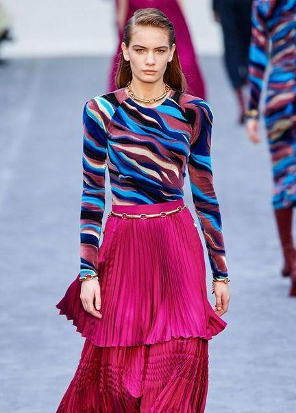 bluza-imprimeu-multicolor