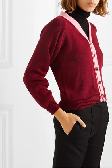 cardigan lana